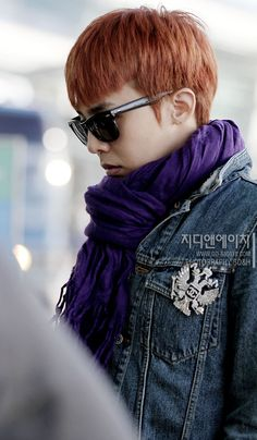 G Dragon Airport Fashion