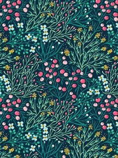 Find Vector Floral Seamless Pattern Summer Blooms stock images in HD and millions of other royalty-free stock photos, illustrations and vectors in the Shutterstock collection. Graphic Pattern, Pattern Art, Pretty Patterns, Beautiful Patterns, Web Design, Cute Backgrounds, Surface Pattern Design, Repeating Patterns, Textile Patterns