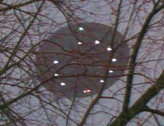 UFO Photo : Green Bay, Wisconsin, USA - January, 2007