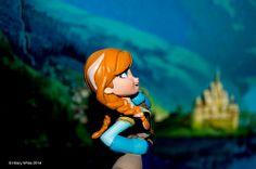 Disney Infinity Frozen Anna Figure