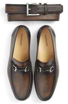 Magnanni 'Blas' Bit Loafer (Men)