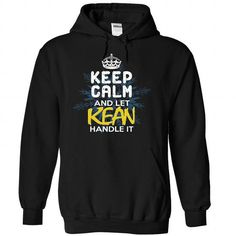 Keep Calm and Let KEAN Handle It