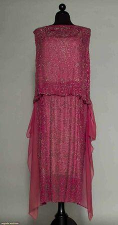 Dress    1920s    Augusta Auctions
