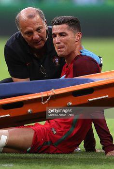Drama and the triumph of Cristiano Ronaldo (Portugal EURO 2016)