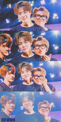 JIN, JIMIN & RM