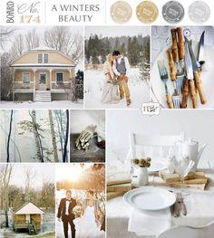 Magnolia Rouge: Board#174: A Winters Beauty