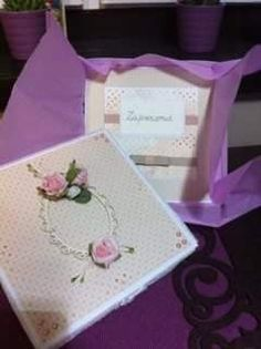 #weddinganiversary #invitation #card #scrappbooking