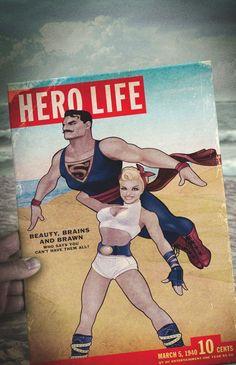 #dc #dccomics #dcbombshells #bombshells #superheroes #superman #comicwhisperer