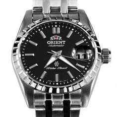 Chronograph-Divers.com - NR1J004B Orient Analog Stainless Steel Dress Automatic Ladies Watch, $160.00 (http://www.chronograph-divers.com/nr1j004b/)