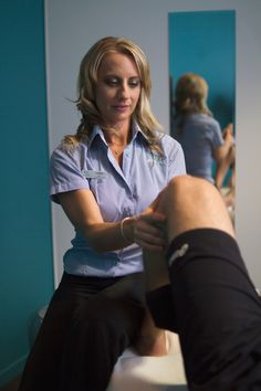 Knee; Treatment; Physiotherapy; Physionorth, Townsville, QLD
