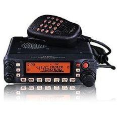 -Yaesu FT-7900R Mobile Dual-Band Amateur Ham Radio 50W/45W VHF/UHF Transceiver