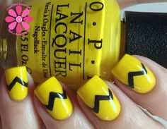 OPI Peanuts Collection for Halloween 2014 Swatches & Review | Cosmetic Sanctuary