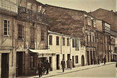 Fonte de San Antonio. Santiago de Compostela San Antonio, Spain, Louvre, Street View, Building, Travel, Google, Santiago De Compostela, Historia