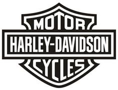Harley Davidson Laptop Car Truck Vinyl Decal Window Sticker PV - Harley davidsons motorcycles stickers