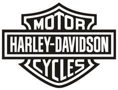 Image result for Harley-Davidson Logo Stencil
