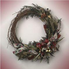 custom wreath idea