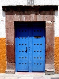 San Miguel de Allende, Gto, México