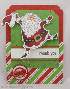Card created using Perfect Layers rulers by One Krafty Kat