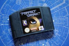 N64 Perfect Dark Cart Soap: Retro and geeky Handmade by NerdySoap