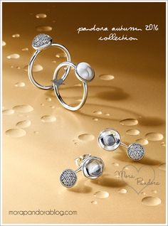 pandora autumn 2016 earrings campaign