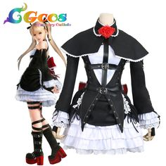 Free Shipping Cosplay Costume DOA5 Dead or Alive 5 Marie Rose New in Stock Retail/Wholesale Halloween Christmas Party Anime Game #Affiliate