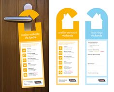 Read this and learn more about effective real estate marketing using door hangers.