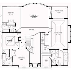 Villa RoyaleHouse Plan:2story,3073square foot,5bedroom,4full bathrooms... ❤ liked on Polyvore featuring fillers, backgrounds, home, text, house plans, quotes, borders, picture frame, saying and phrase