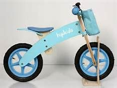 wooden balance bikes for toddlers