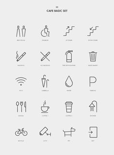 30 Amazing Pictogram Designs For Inspiration
