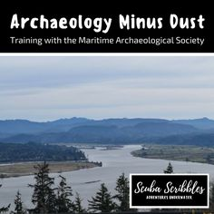 The less dusty version of archaeology by Candice Landau | Scuba Scribbles