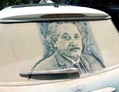 The art of a dirty windscreen