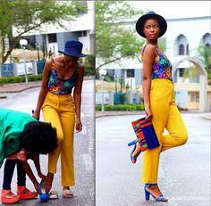 My Style Tsholofelo Dikobe ~African fashion, Ankara, kitenge, African women dresses, African prints, African men's fashion, Nigerian style, Ghanaian fashion ~DKK