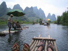 #yangshuo #china #travel