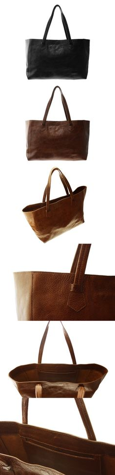 This leather bag is such great quality. I love it!