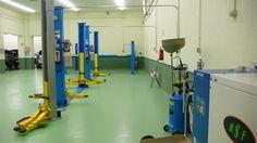 Taller a estrenar, RSF Maquinaria expertos en maquinaria para taller