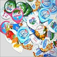 Lidding Foils :  Lidding Foils in die cut or in roll form are utilized to heat seal the product containers or seal the containers using a special sealant layer. Some of the popular uses are Yogurt lids, Cold Fruit shake, Fruit Juices, Drinking water cups etc.  visit us at : http://www.vidhatafoils.com/lidding-foil/