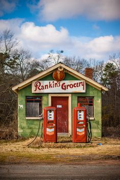 Rankin's Grocery,  Anderson, SC.