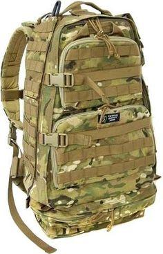 Tactical Assault Gear Advanced Medical Backpack Multicam 811906