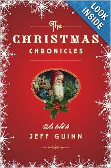 The Christmas Chronicles- 752 pages of historical fact, legend, adventure, and good ol' Christmas fun!- Each of the three stories in the book have 24 chapters, so it's perfect for reading a chapter a night in December!