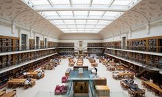 10 beautiful Australian libraries – in pictures. State Library of NSW, Sydney, New South Wales