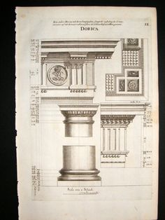 Doric Order of Classical Architecture - Google Search