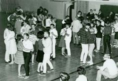 What is a Sock Hop?