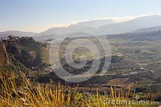 Photo about A view upon Ronda surrounding plains taken in december 2015 around Christmas time. It s a MUST-VISIT place if you like to hike! Image of hill, houses, historical - 70321453 Andalusia Spain, Christmas Time, December, Hiking, Stock Photos, Places, Outdoor, Image, Walks