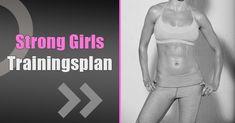 Wir werden sehr oft gefragt, wie man als Frau trainieren sollte. In unserem Bauch, Beine, Po Artikel empfehlen wir zwar Kniebeugen, Kreuzheben und Bauchtraining, allerdings ist das eher eine Anregung als ein komplettes Trainingskonzept. Wenn du