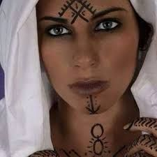 Image result for amazigh tattoo