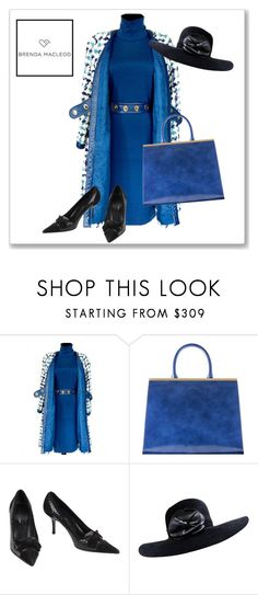 """""""blue lady"""" by brendamacleod ❤ liked on Polyvore featuring women's clothing, women, female, woman, misses and juniors"""