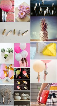 14 FUN DIY PARTY DECORATIONS