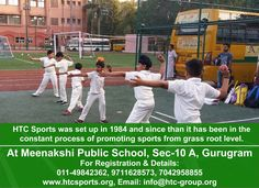 HTC Sports has been in the constant process of building world class sports infrastructure, so that the youngsters have ample resources to become champions.