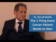 When anyone gets a cancer diagnosis, the immediate feeling is one of fear.   Watch the video to discover why you do NOT have to fear cancer. The Truth About Cancer