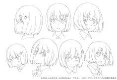 del anime de Konobi   RUISU 27/01/2016 La página web del manga de Kono Bijutsu-bu niwa Mondai ga Aru! desvela en su última actualización los diseños de personajes así como las voces seleccionadas para el casting de la serie de animación.  Yūsuke Kobayashi (Kazuki Kurebayashi en Selector Infected Wixoss) interpretará el papel de Subaru Uchimaki  konobi ch uchimaki_hyoujou konobi ch uchimaki_zenshin  Ari Ozawa (Tsuguha en Noragami) como Mizuki Usami